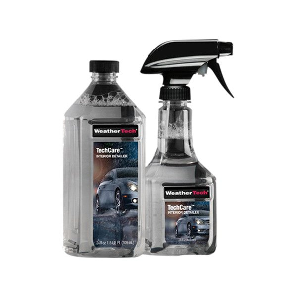 WeatherTech® - TechCare™ Interior Detailer - Bottle with Refill