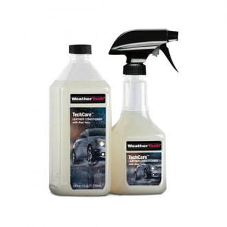 WeatherTech® - TechCare™ Leather Conditioner with Aloe Vera - Bottle with Refill