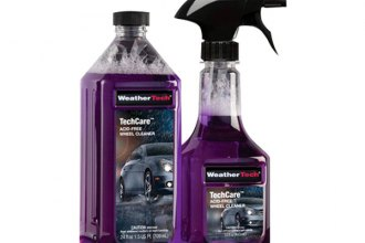 WeatherTech® 8LTC2K - TechCare™ Acid-Free Wheel Cleaner (Bottle with Refill)