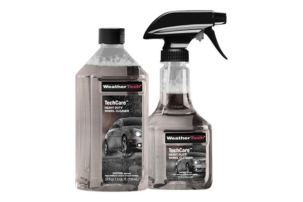 WeatherTech® - TechCare™ Heavy Duty Wheel Cleaner - Bottle with Refill