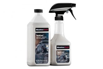 WeatherTech® - TechCare™ QuickTech™ Detailer with Carnauba Wax - Bottle with Refill