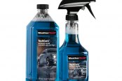WeatherTech® - TechCare™ Interior Glass Cleaner with Anti Fog - Bottle with Refill