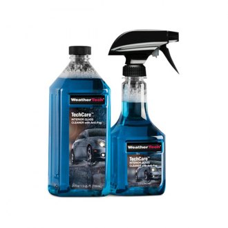 WeatherTech® - TechCare™ Interior Glass Cleaner with Anti Fog