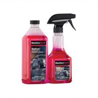WeatherTech® - TechCare™ FloorLiner™ and FloorMat Cleaner - Bottle with Refill