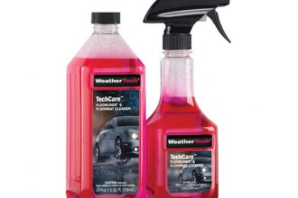 WeatherTech® 8LTC7K - TechCare™ FloorLiner™ and FloorMat Cleaner (Bottle with Refill)