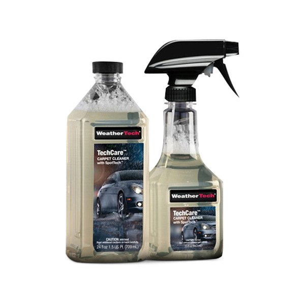 WeatherTech® - TechCare™ Carpet Cleaner with SpotTech™ - Bottle with Refill