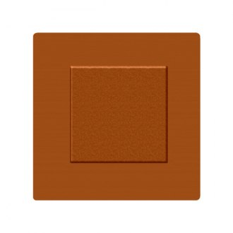 WeatherTech® - TechFloor™ 3 x 3 Terracotta Square Floor Tile