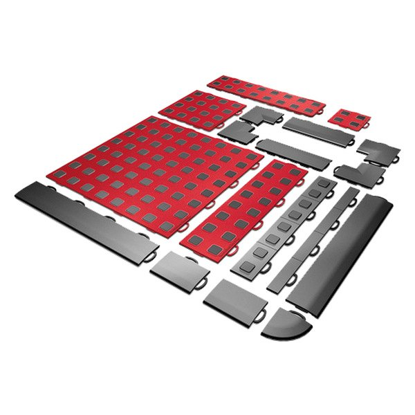 WeatherTech® - TechFlor™ - Configuration