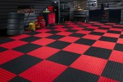 WeatherTech® - TechFlor™ Garage Installation