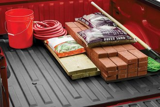 Image may not reflect your exact vehicle! WeatherTech® - TechLiner™ Bed Liner, Close up