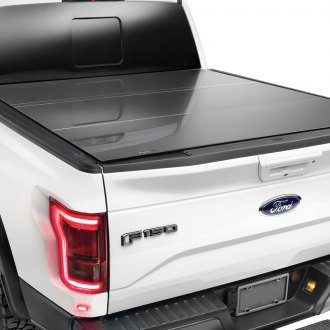 WeatherTech® - AlloyCover™ Hard Tri-Fold Pickup Truck Bed Cover