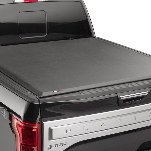 WeatherTech® - Roll Up Tonneau Cover, Closed