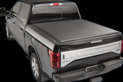 WeatherTech® Roll Up Truck Bed Cover, Close Look (Full HD)