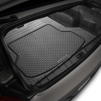 Image may not reflect your exact vehicle! WeatherTech® - AVM™-Universal Cargo Mat, Black