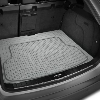 Image may not reflect your exact vehicle! WeatherTech® - AVM™ - Universal Cargo Mat, Gray
