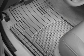 WeatherTech® - AVM™ Floor Mats (1st and 2nd Row, Gray)