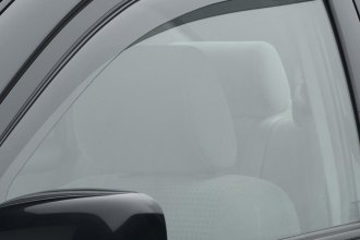 WeatherTech® 70299 - Light Smoke Front Side Window Deflectors