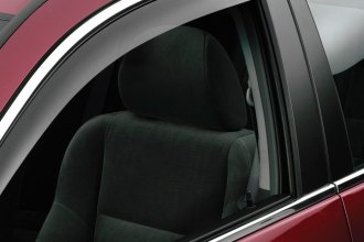 WeatherTech® 70318 - Light Smoke Front Side Window Deflectors