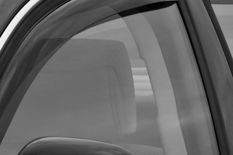 WeatherTech® - Light Smoke Window Deflectors