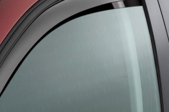 WeatherTech® 70479 - Light Smoke Front Side Window Deflectors
