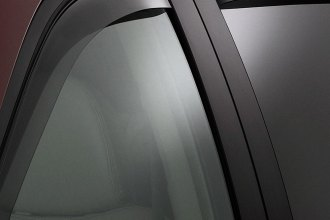 WeatherTech® - Light Smoke Side Window Deflectors