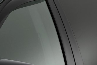 WeatherTech® 72499 - Light Smoke Front and Rear Side Window Deflectors