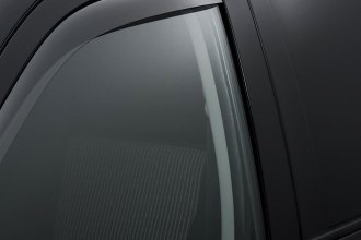 WeatherTech® 72503 - Light Smoke Front and Rear Side Window Deflectors