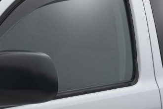 WeatherTech® 78389 - Light Smoke Front and Rear Side Window Deflectors
