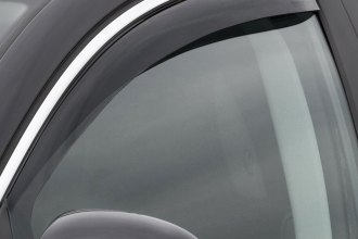 WeatherTech® - Dark Smoke Window Deflectors