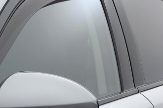 WeatherTech® 82330 - Dark Smoke Front and Rear Side Window Deflectors