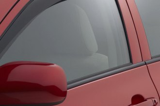 WeatherTech® 82480 - Dark Smoke Front and Rear Side Window Deflectors