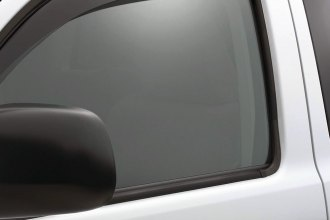 WeatherTech® 88389 - Dark Smoke Front and Rear Side Window Deflectors
