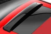 Image may not reflect your exact vehicle! WeatherTech® - Sunroof Wind Deflectors