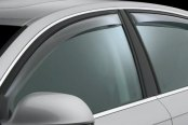 WeatherTech® Side Window Deflectors Product Information Video 602x420