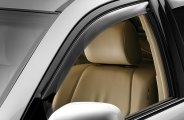 WeatherTech� - Dark Smoke Side Window Deflectors
