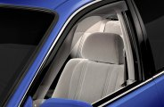WeatherTech� - Light Smoke Front Side Window Deflectors