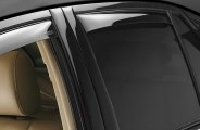 WeatherTech� - Dark Smoke Rear Side Window Deflectors
