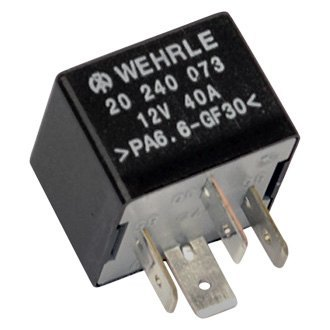 Wehrle® - Back Up Light Relay