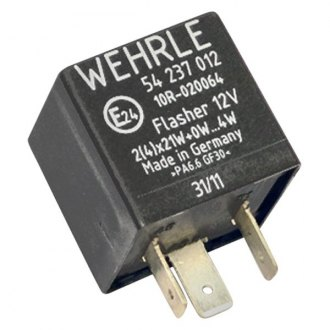 Wehrle® - Hazard Warning and Turn Signal Flasher