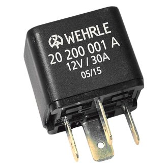Wehrle® - Engine RPM Control Relay