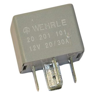 Wehrle® - Headlight Motor Relay