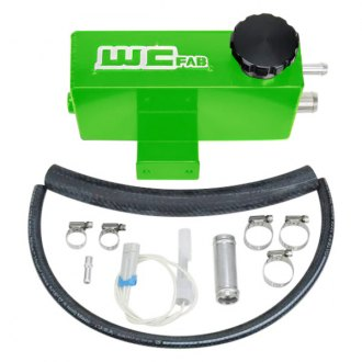 Wehrli Custom Fabrication® - Twin Turbo Coolant Tank Kit