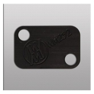 Wehrs Machine® - EGR Block Off Plate