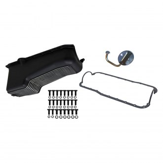 Weiand® - Cast Oil Pan Kit