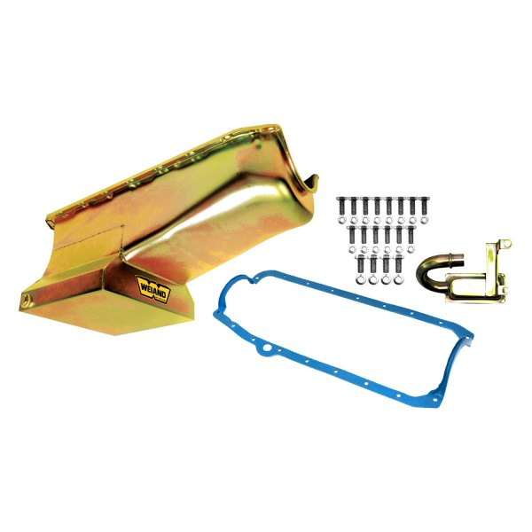 Weiand® - Drag Race Oil Pan Kit