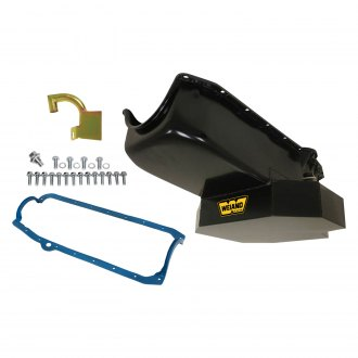 Weiand® - Road Race Fabricated Oil Pan Kit