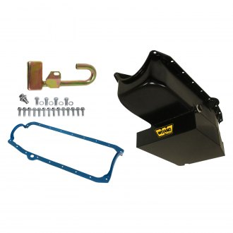 Weiand® - Circle Track Fabricated Oil Pan Kit