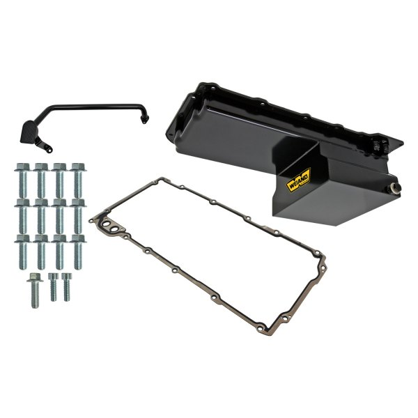 Weiand® - Drag Race Fabricated Oil Pan Kit