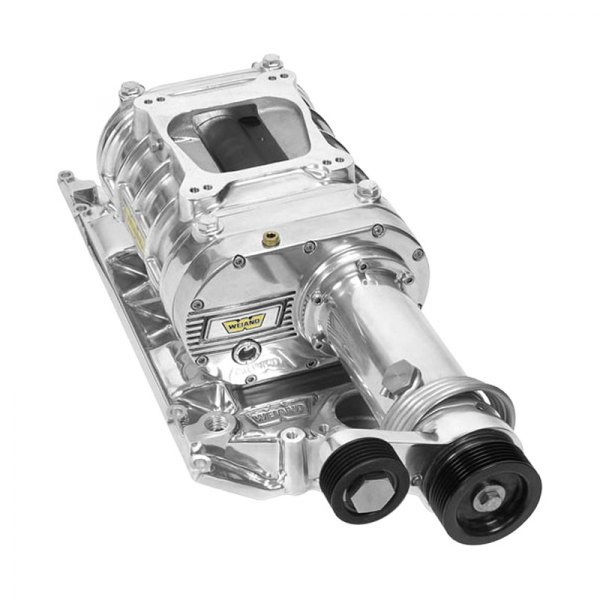 Weiand® - 142 Blower Pro-Street Supercharger Kit