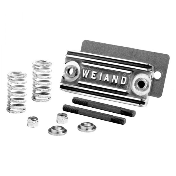 Weiand 7155P Supercharger Pop Off Plate